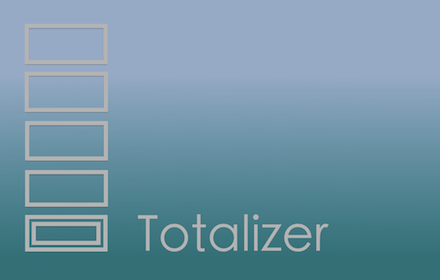 Totalizer